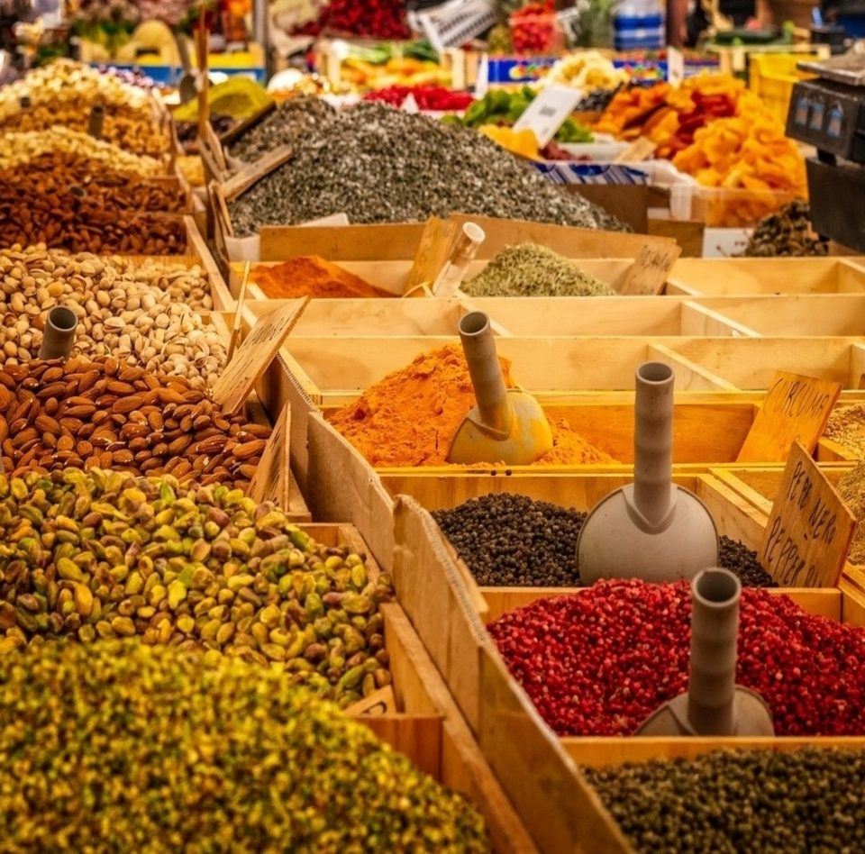 organic veggies in edo